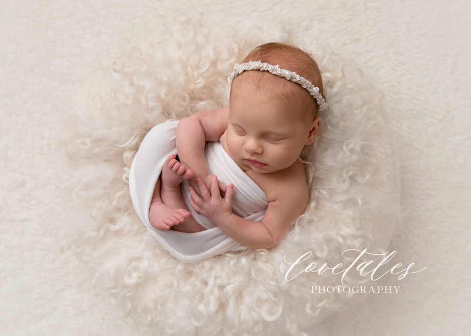 Claudia – Sunbury Newborn Photography